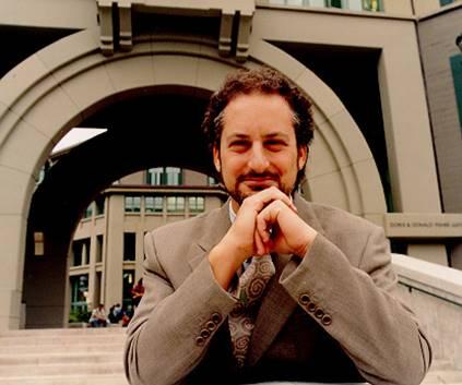 Home page, David I  Levine